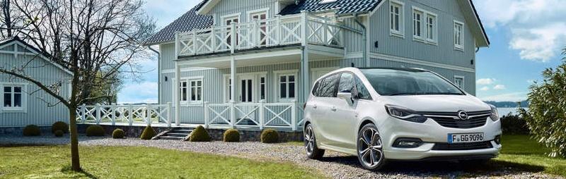 Opel Zafira bei riediger in Wien